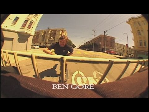 Bright Moments Ben Gore Part | TransWorld SKATEboarding - TransWorld SKATEboarding