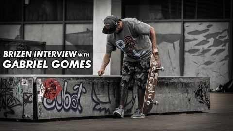 Brizen Interview with Gabriel Gomes - Brizen Videos