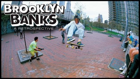 "Brooklyn Banks ""A Retrospective Video"" By R.B. Umali 