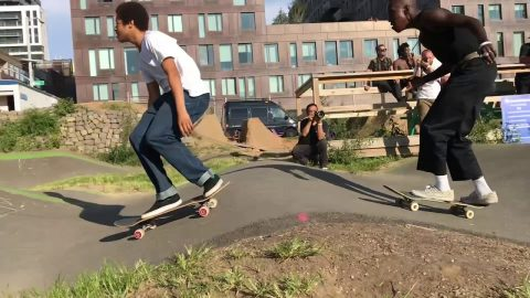 Brooklyn Pump Track | ExtraCrispyNYC