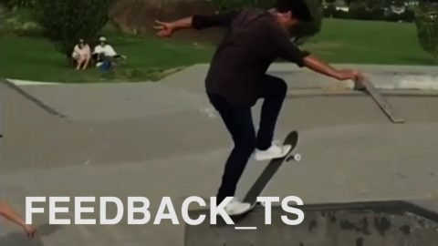 Brutally Honest Reviews Of Your Best Instagram Clips With Ted Barrow (Episode 14) - TransWorld SKATEboarding