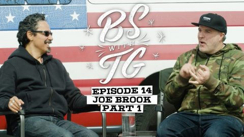 BS with TG : Joe Brook Part 1 - BS with TG