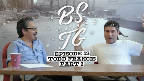 BS with TG : Todd Francis Part 2 - Deluxe Distribution