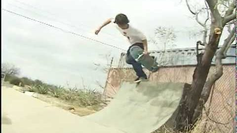 Bucky Miller Footage 2008 | Cowtown Skateboards
