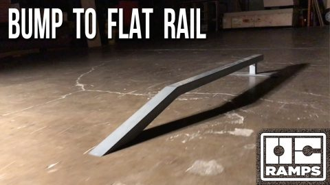 Bump to Flat rail by OC Ramps - OC Ramps