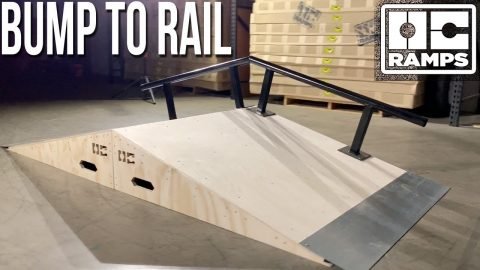 Bump To Rail by OC Ramps | OC Ramps