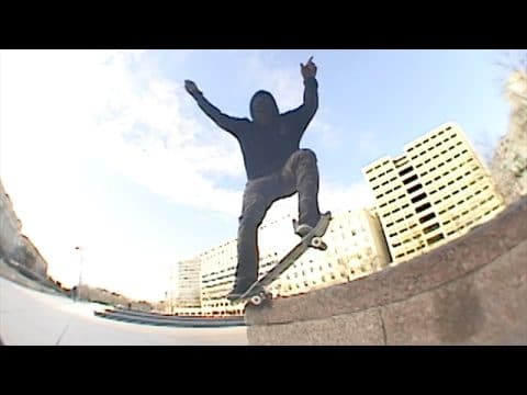 Bureau presents: Pillars | TransWorld SKATEboarding - TransWorld SKATEboarding