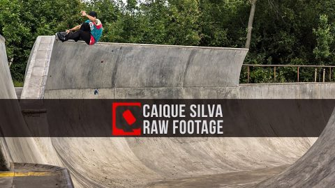 Caique Silva - Raw Footage - QixTV