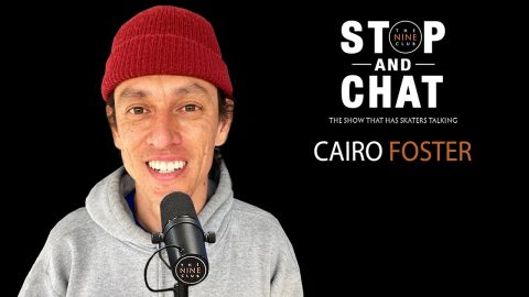 Cairo Foster - Stop And Chat | The Nine Club With Chris Roberts | The Nine Club