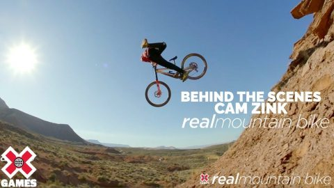 Cam Zink Behind The Scenes: REAL MTB 2021 | World of X Games | X Games