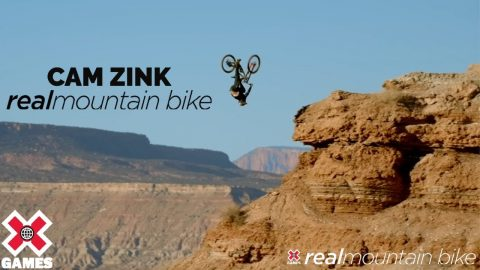 Cam Zink: REAL MTB 2021 | World of X Games | X Games