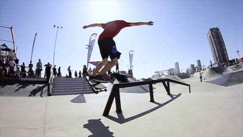 Campeonato Summer Closing Championship DC Shoes | La tabla