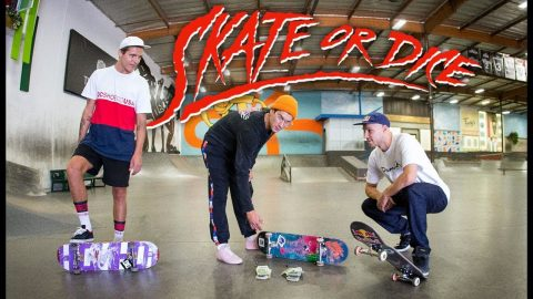Can The Russian Olympic Skate Team Take Our Money? | The Berrics
