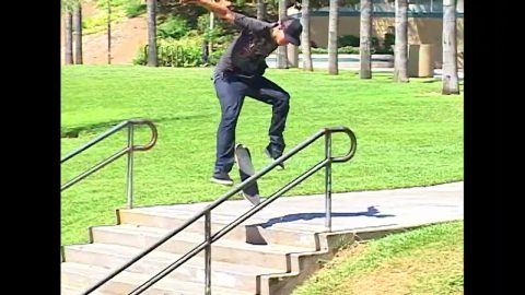 CAPITAL B IN THE BOSS edited by BEAGLE | BAKER SKATEBOARDS