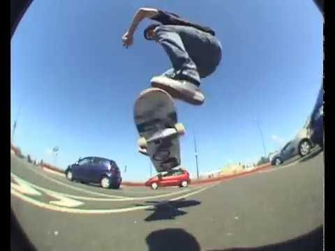 "Carlos Cardeñosa ""Lito"" Raw Adventures Sucubo Video - FormaSkate"