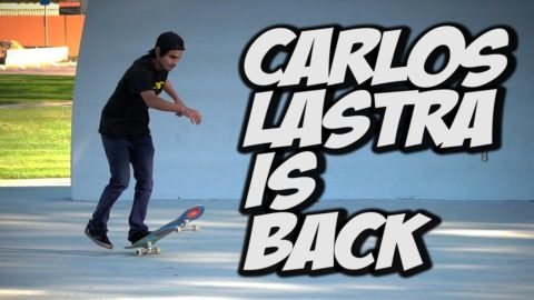 CARLOS LASTRA IS BACK !!!! VLOG - A DAY WITH NKA -