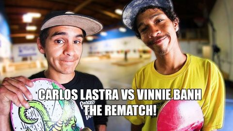 CARLOS LASTRA VS VINNIE BANH THE REMATCH! | Vinh Banh