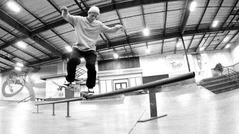 Carlos Ribeiro - He Could Go All The Way - The Berrics