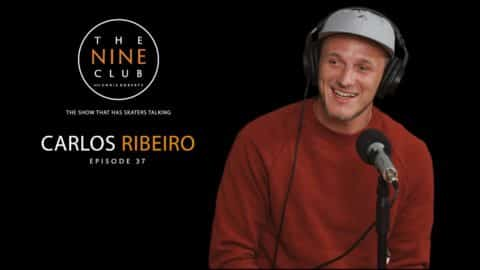 Carlos Ribeiro | The Nine Club With Chris Roberts - Episode 37 - The Nine Club