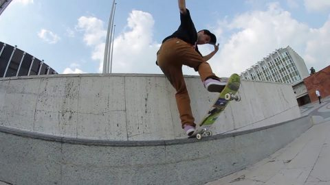 Carlos Zarazua for Grizzly Griptape | Grizzly Griptape
