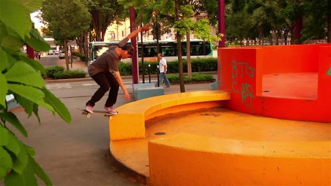 Carlos Zarazua Grizzly Griptape Part | Grizzly Griptape