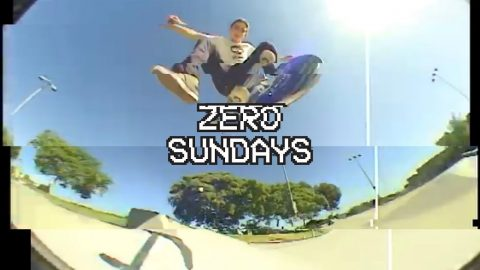 Carlsbad Skatepark Edit | Zero Sundays - ep 4 | Zero Skateboards