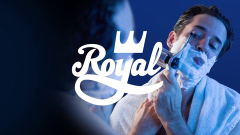 Carroll Gets Shaved for Royal Trucks | Behind the Ad - crailtap
