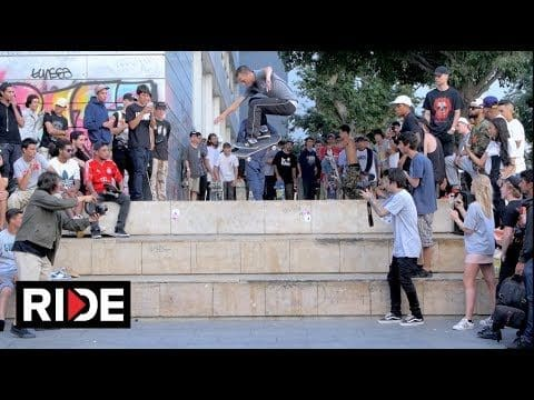 Cash for Tricks - MacbaLife - Barcelona - RIDE Channel