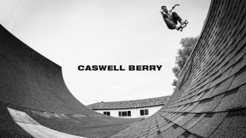 Caswell Berry TWS Video Part - TransWorld SKATEboarding