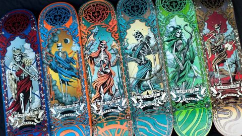 CELTIC PRO SERIES | Darkstar Skateboards