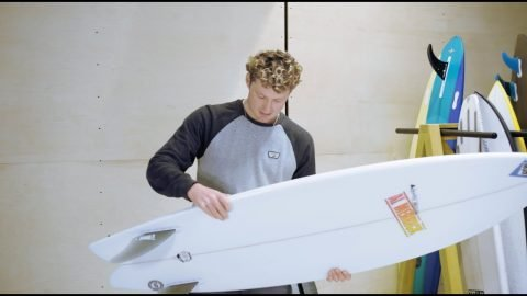 Channel Islands FishBeard Surfboard Review | The Test Tub | Surfdome
