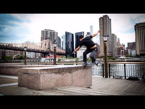 Charlie Cassidy, NY Archive Part - TransWorld SKATEboarding