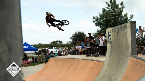 Chase Hawk and Empire BMX Present the 3rd Annual Born and Raised at Pflugerville, Texas - TheBoardr