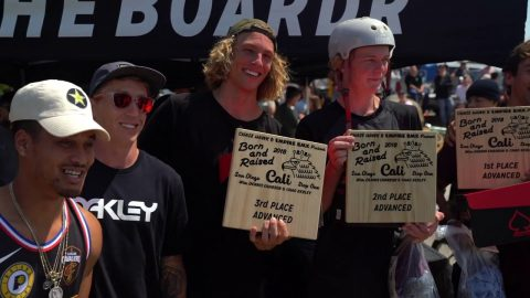Chase Hawk's Born and Raised Presented by Empire BMX at San Diego - TheBoardr