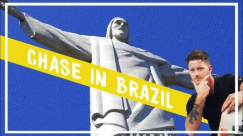 Chase In Brazil | The Berrics