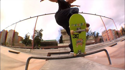 Chase Webb Mobbin' Around Spain | Mob Grip