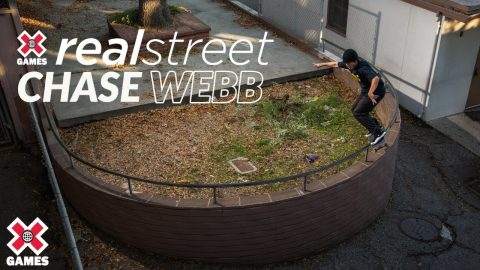 Chase Webb: REAL STREET 2020 | World of X Games | X Games