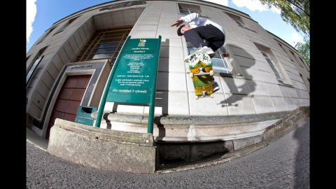 Chav Dan - On The Bricks | Vague Skate Mag