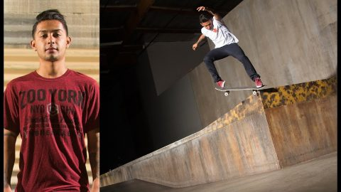 Chaz Ortiz | Battle Commander | The Berrics