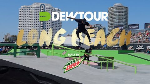 Chaz Ortiz: Long Beach Dew Tour | Chaz Ortiz