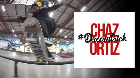 Chaz Ortiz's #DreamTrick - Part 2 - The Berrics