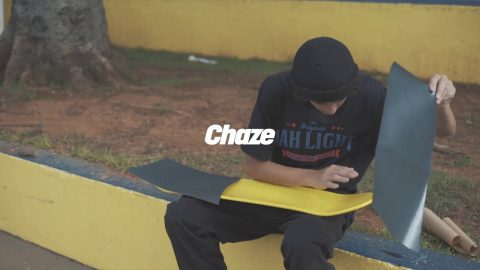 Chaze Skateboards: Wilson Chaves | CemporcentoSKATE