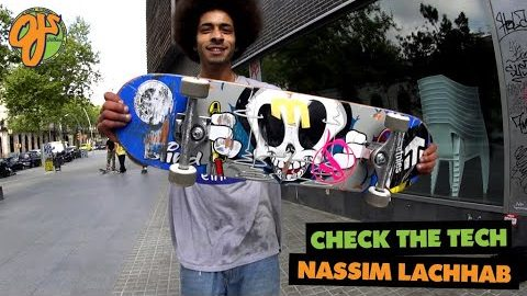CHECK the TECH: Nassim Lachab | OJ Wheels | OJ Wheels