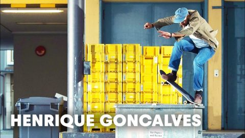 Checkout: Swiss-Brazilian vibes with Henrique Goncalves - Red Bull