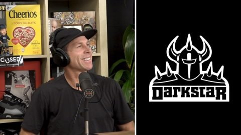 Chet Thomas Talks About Starting Darkstar | The Nine Club Highlights