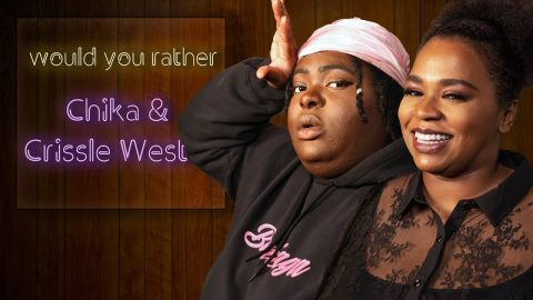 CHIKA and Crissle West sacrifice different things for love in 'Would You Rather' | The FADER