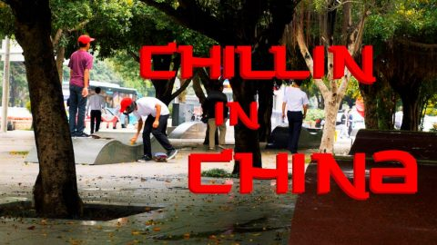 Chillin in China - Motionsk8   MotionSk8
