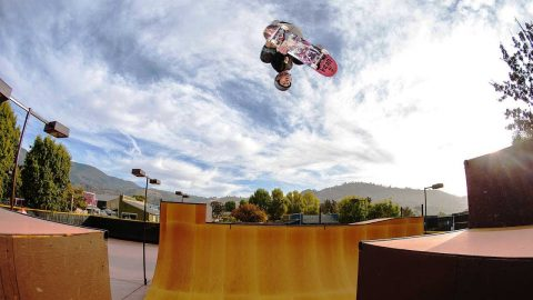 Chin Ramp Sessions: Vert Legends - Woodward Camp