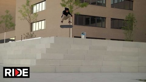 Chipped - a Skateboard Film from Austria - RIDE Channel