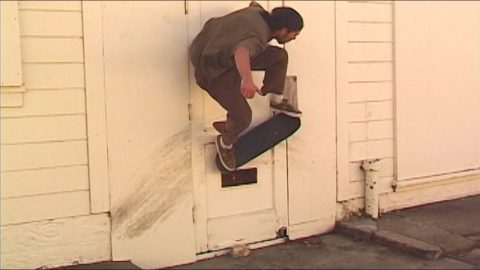 Chris Athans in Loophole's 'New Doors Have Opened' | Freeskatemag